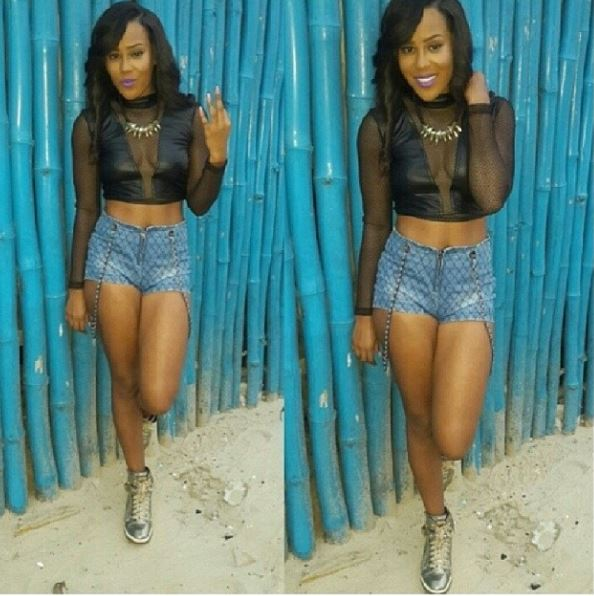 Check Out Emma Nyra's Outift At Gidi Culture Festival