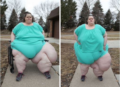 301 Moved Pe... Heaviest Woman In The World 2014